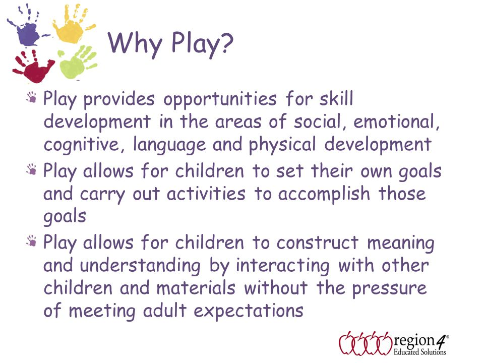 Why Play.