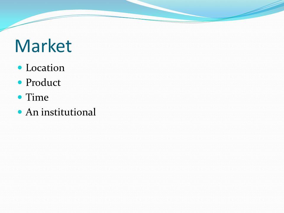 Coordination Various arrangement Contact producers Terminal market Trade Assoc Marketing news