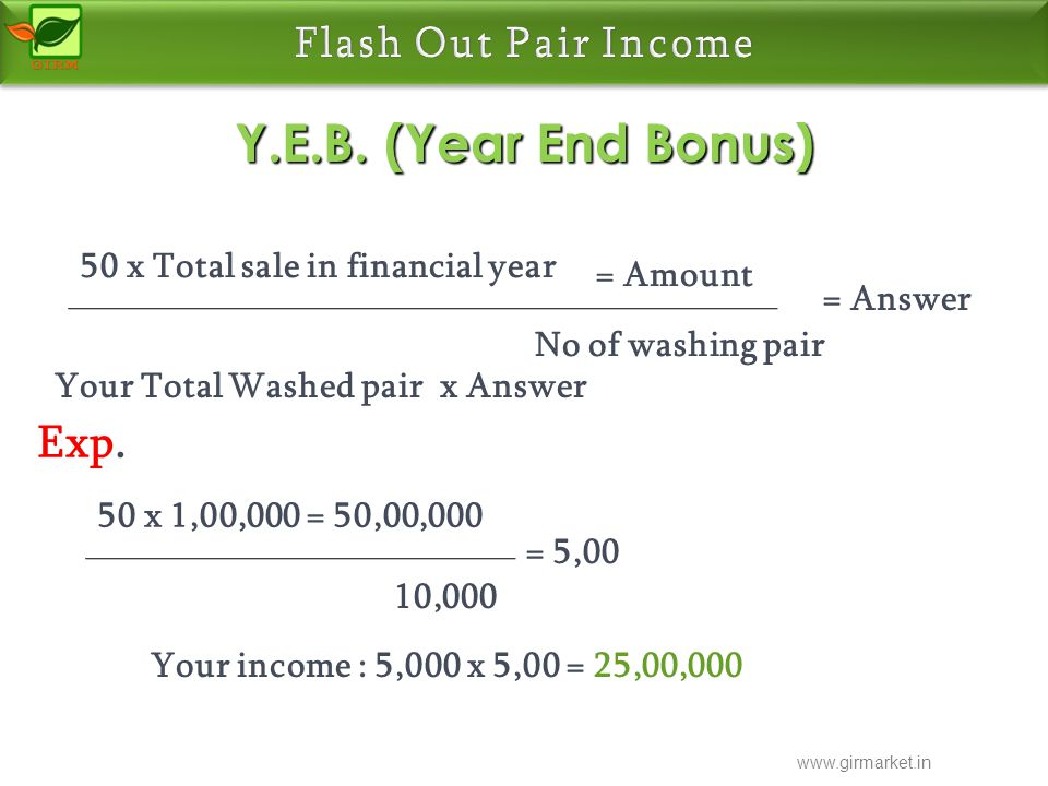 To Avail this Income you have to Complete 100 Pairs Amount of Rs.