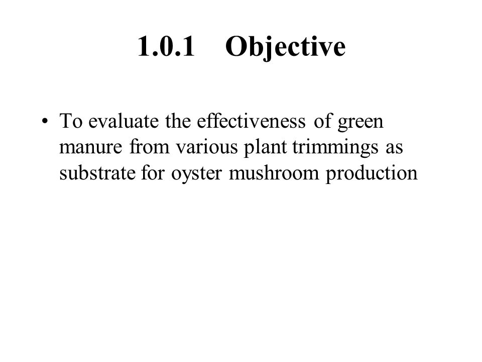 Discussion cont From the results Wheat straw favored full colonization of the substrate by mycelia., higher mushroom yields, a higher number of flushes, a higher number of spawn abortion and the highest number of spawn runs.