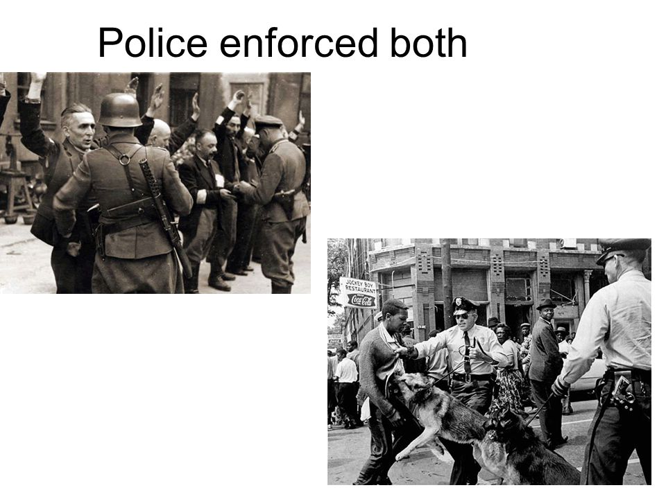 Discrimination, economic oppression, segregation/isolation, and violence were interlocking systems