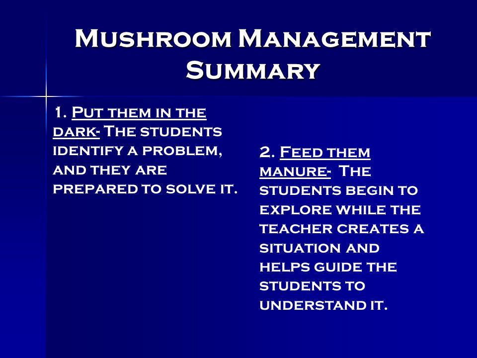 Mushroom Presented by Dawn Sells Management