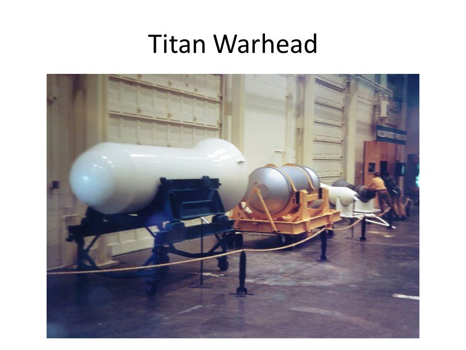 Titan Warhead