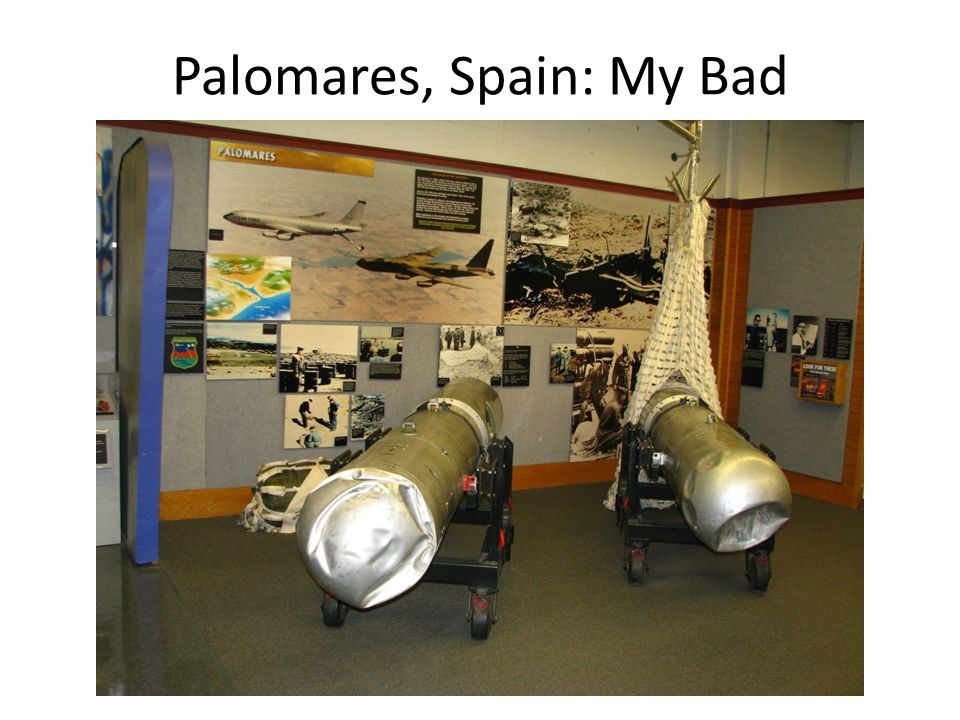 Palomares, Spain: My Bad