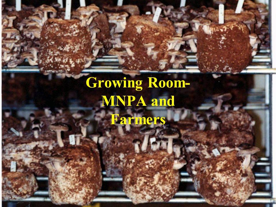 Growing Room- MNPA and Farmers