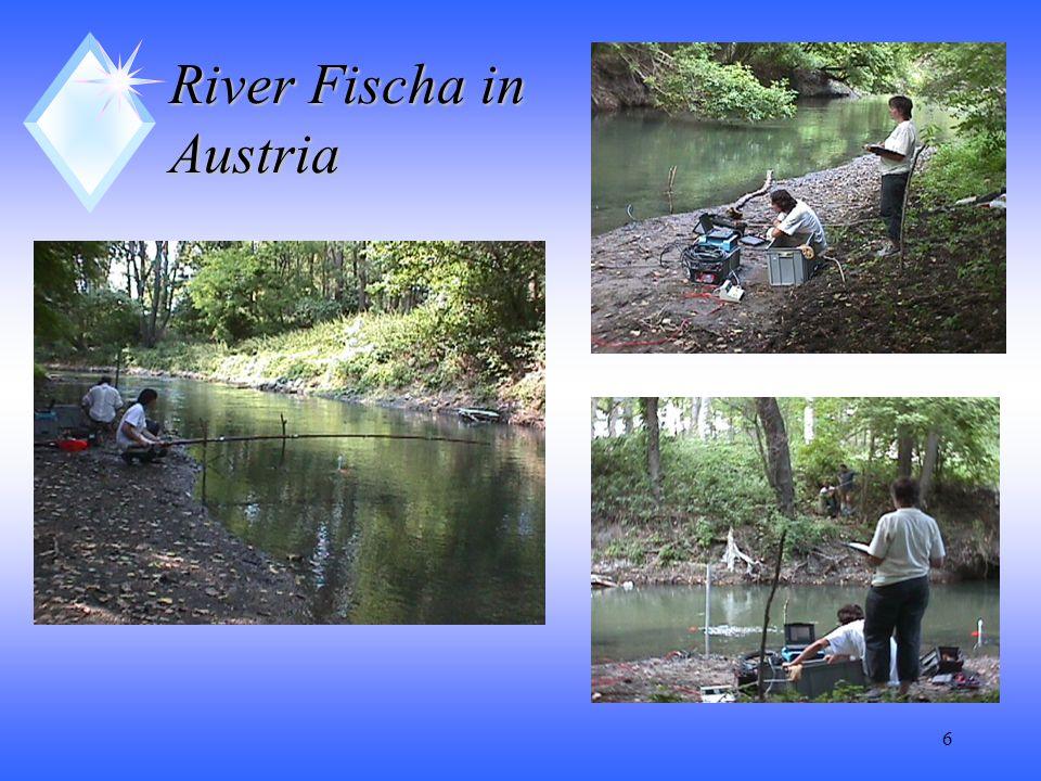 6 River Fischa in Austria