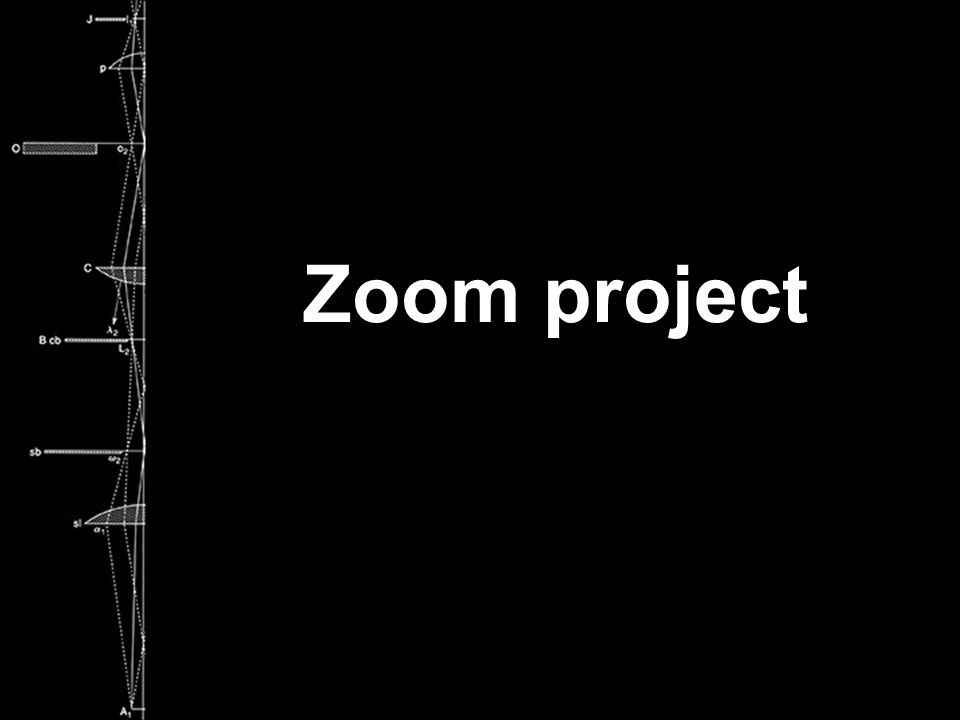 Zoom project