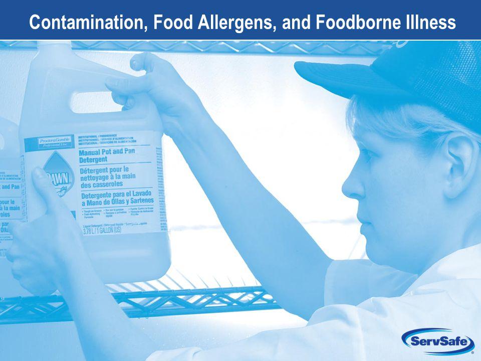 3-1 Contamination, Food Allergens, and Foodborne Illness