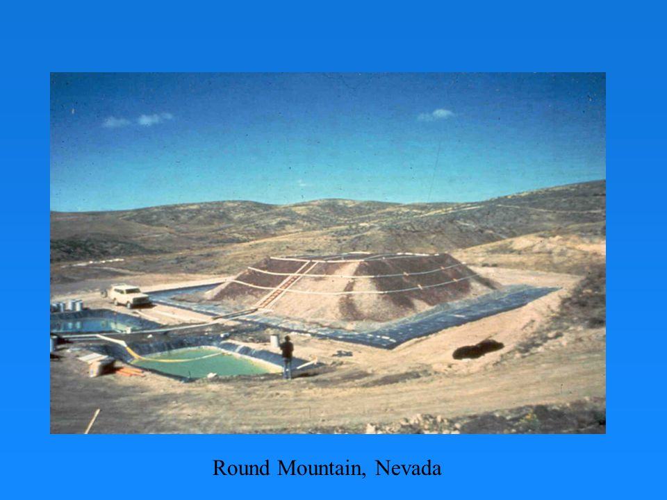 Round Mountain, Nevada