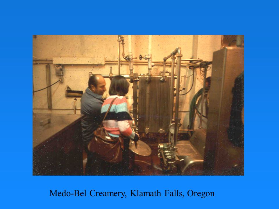 Medo-Bel Creamery, Klamath Falls, Oregon