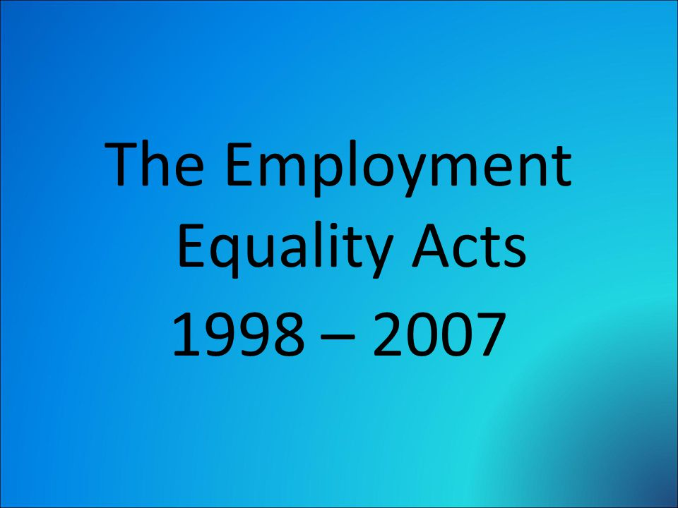 In a 2004 case against the Shelbourne Hotel, The Labour Court confirmed that the onus is on the employer to prevent racial harassment in the workplace, and spelled out the steps that must be taken…