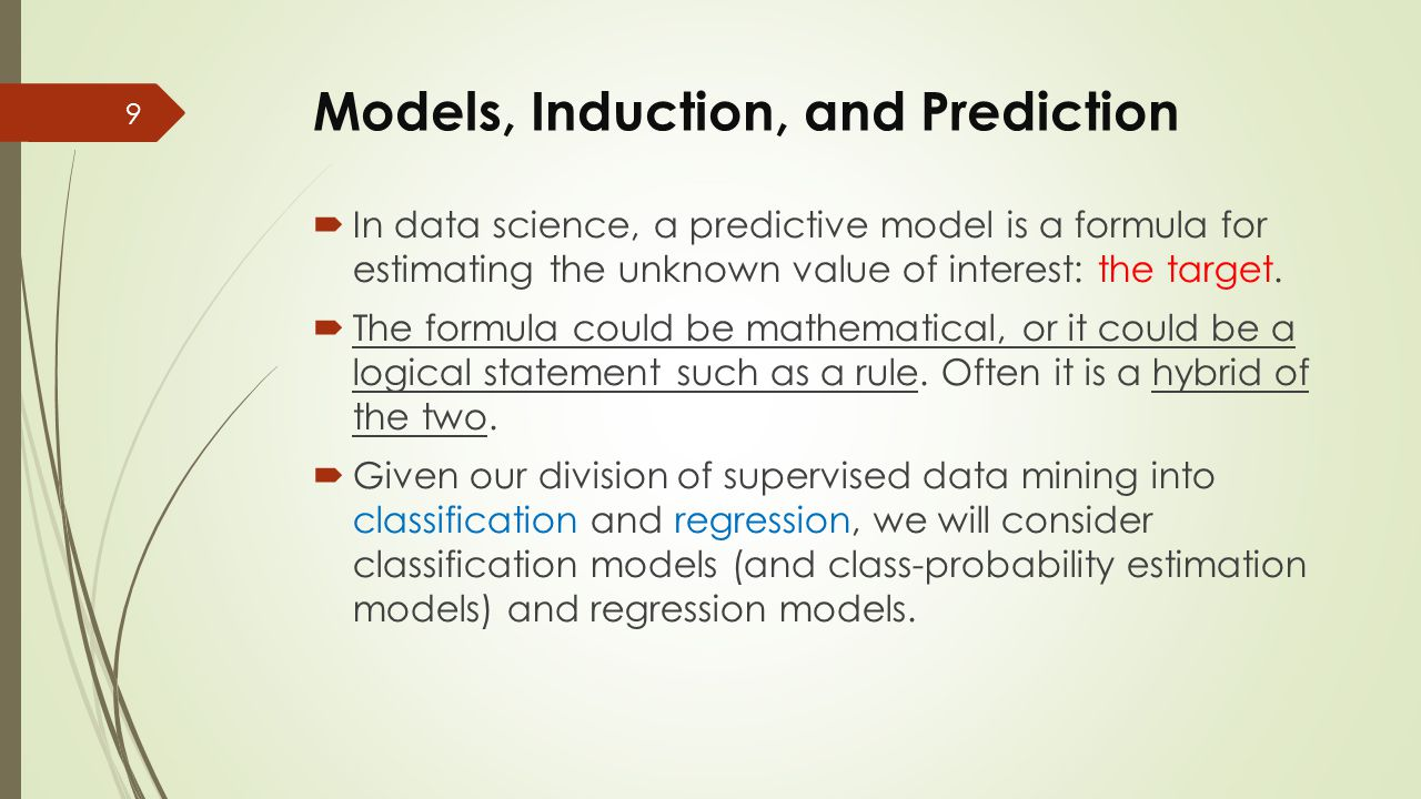 Supervised Segmentation with Tree- Structured Models  When are we done.