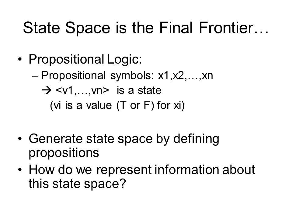 Your Previous Classes Propositional logic: –Language: prop.