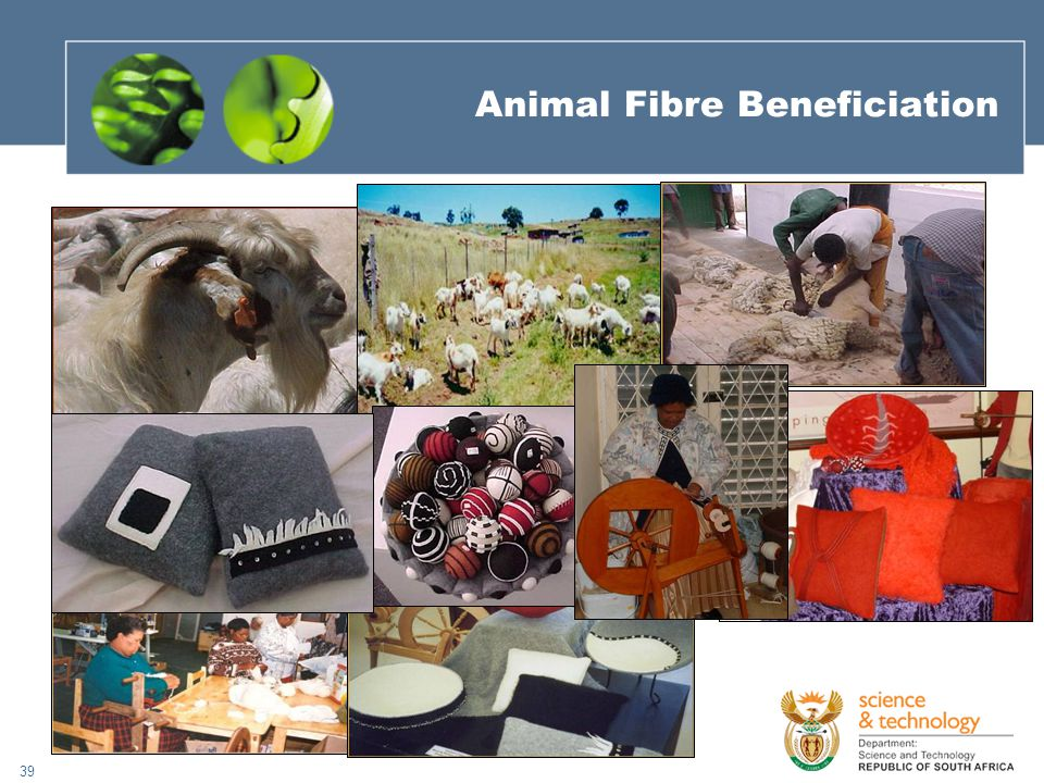 39 Animal Fibre Beneficiation