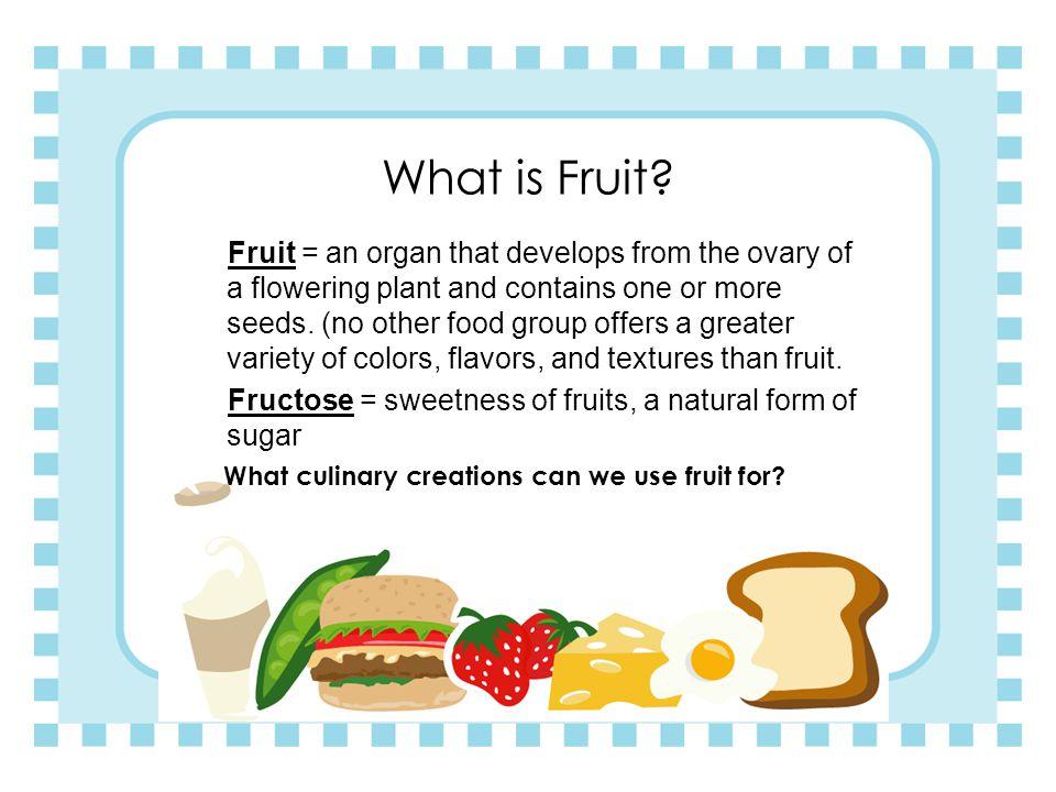 Identifying Fruits 11.1