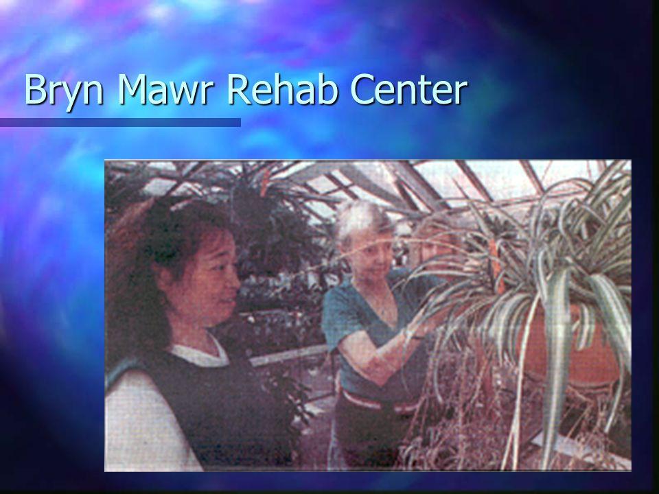 Bryn Mawr Rehab Center