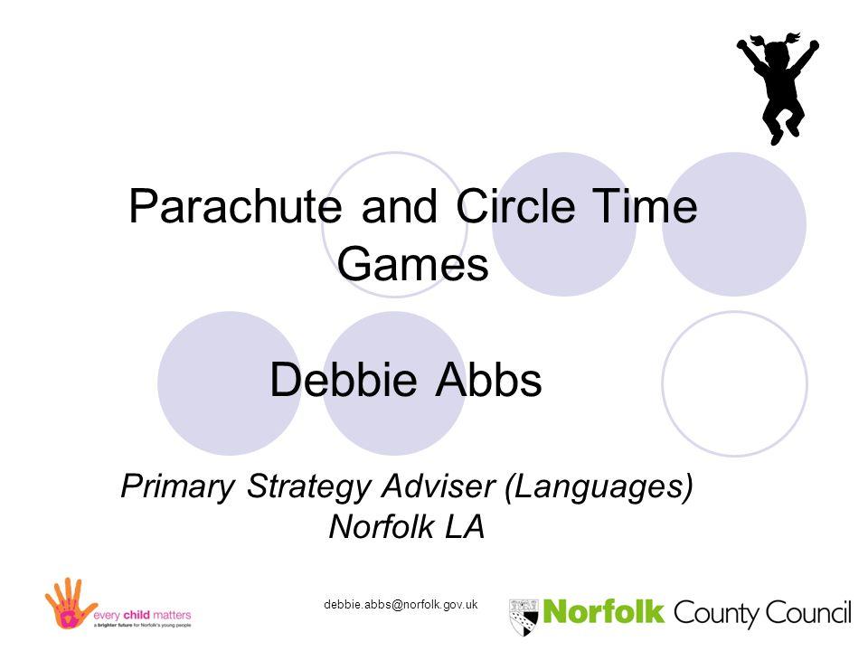 debbie.abbs@norfolk.gov.uk Body game.