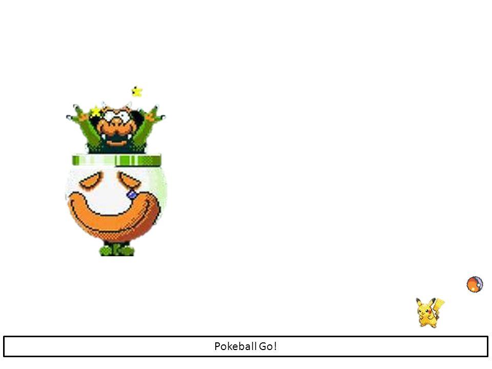 Pokeball Go!