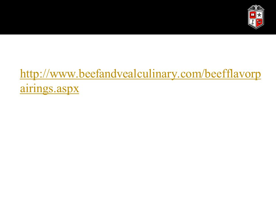 http://www.beefandvealculinary.com/beefflavorp airings.aspx