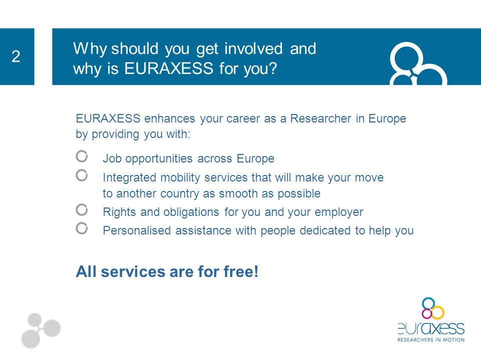 What is EURAXESS.