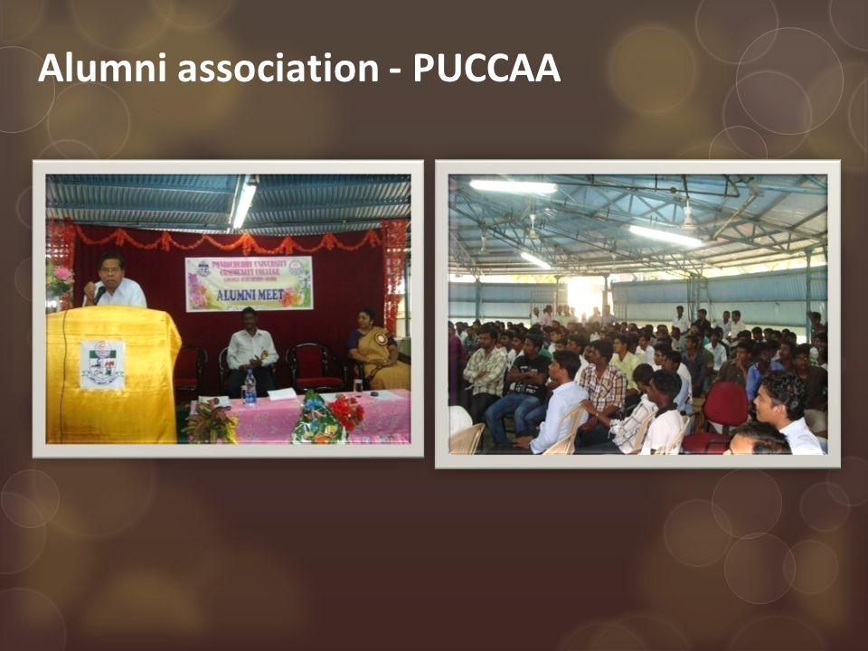 Alumni association - PUCCAA