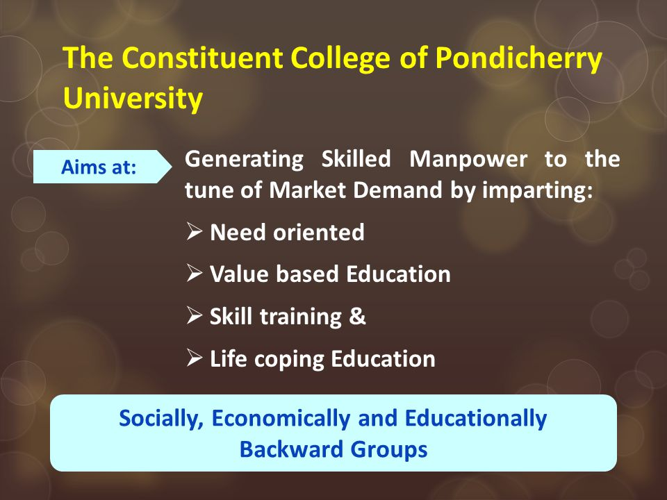 Academic Activities Life Skill, Communication & Personal grooming Entrepreneurial Skill Development Commitment to culture, Environment & Community TheoryPractical Vocational Skill Development