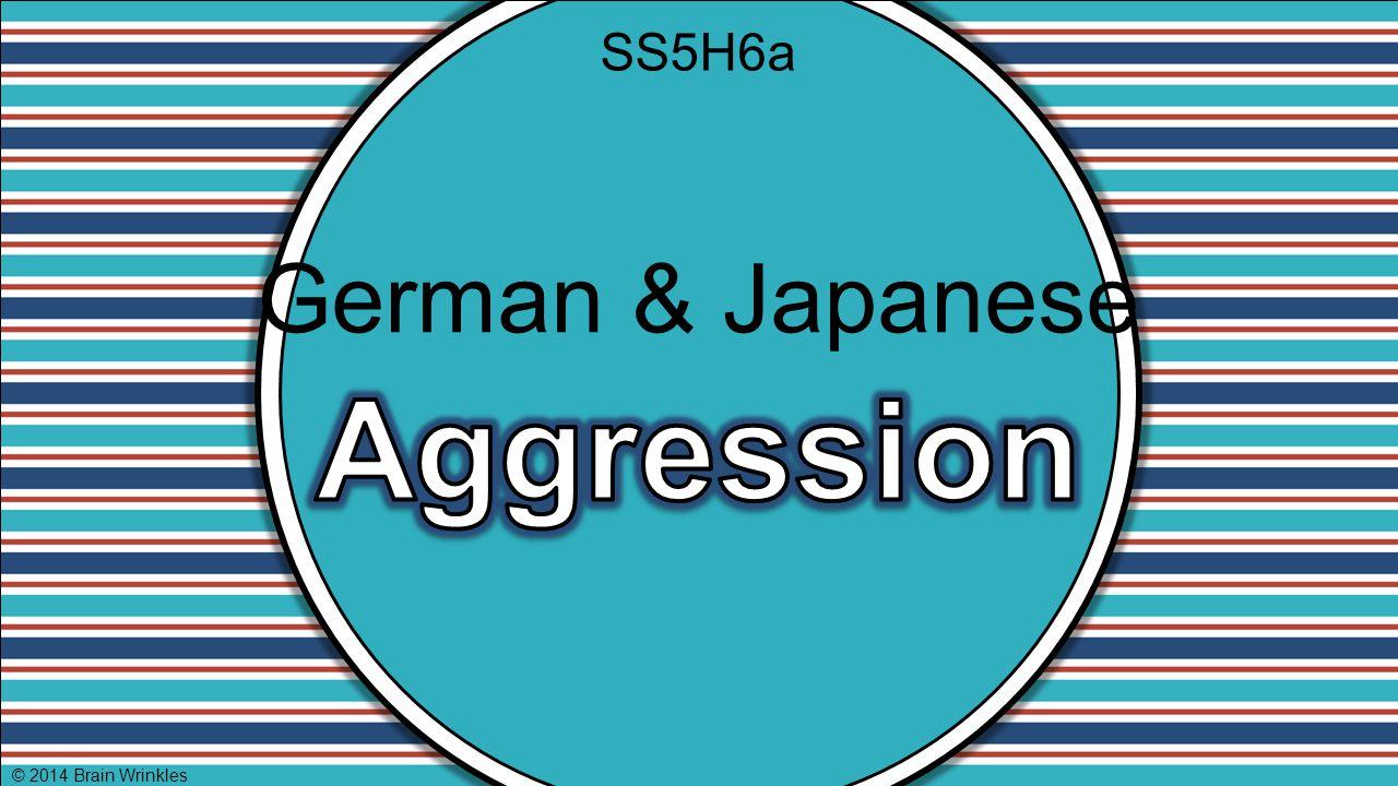 © 2014 Brain Wrinkles SS5H6a German & Japanese