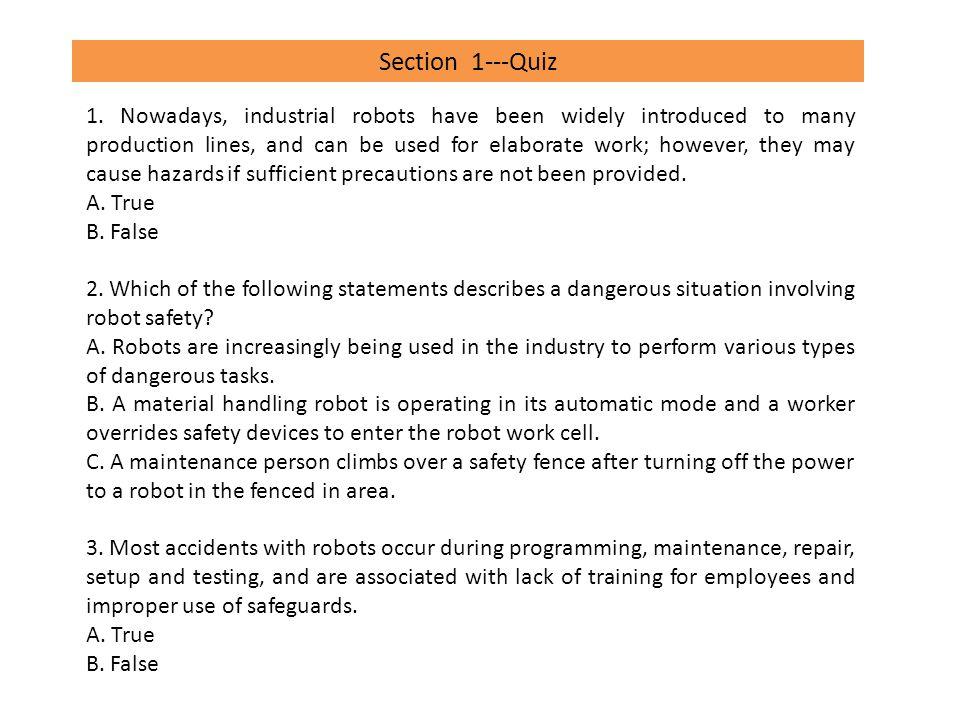Section 6---Quiz 4.