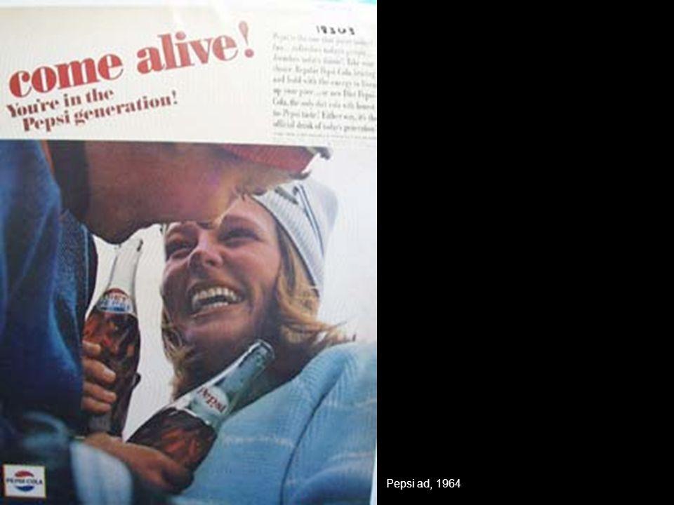 Pepsi ad, 1964