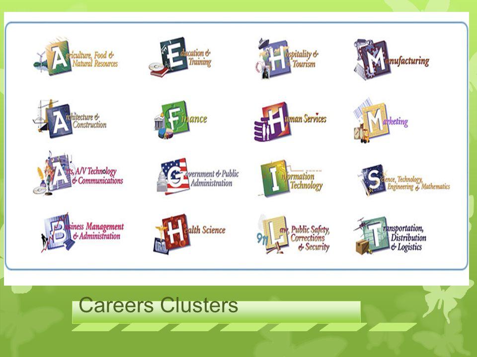 Careers Clusters