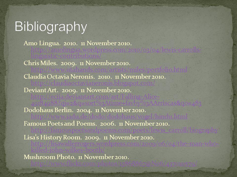 Amo Lingua. 2010. 11 November 2010.