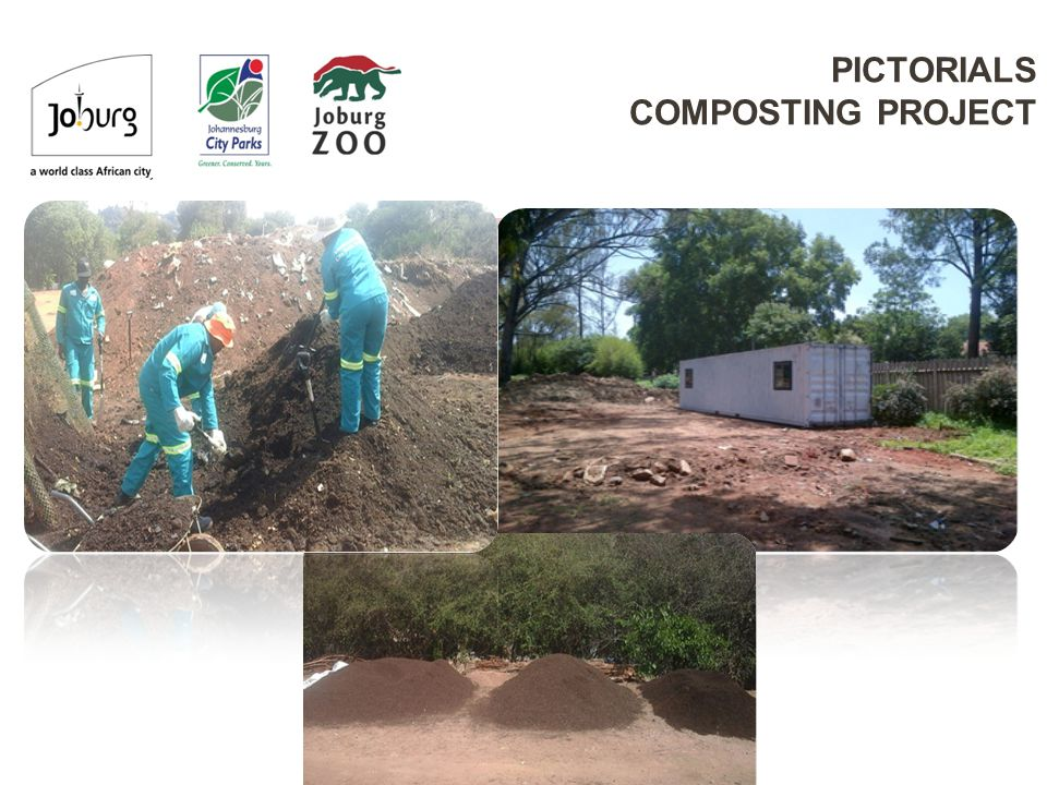 PICTORIALS COMPOSTING PROJECT