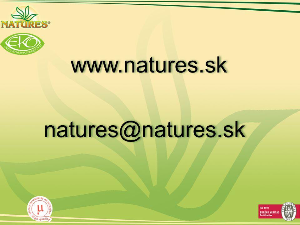 www.natures.sknatures@natures.sk
