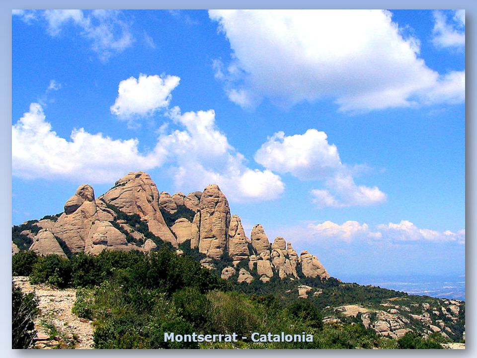 Maltese Cross Rock - South Africa