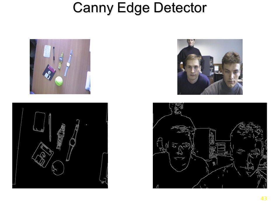 Canny Edge Detector 43