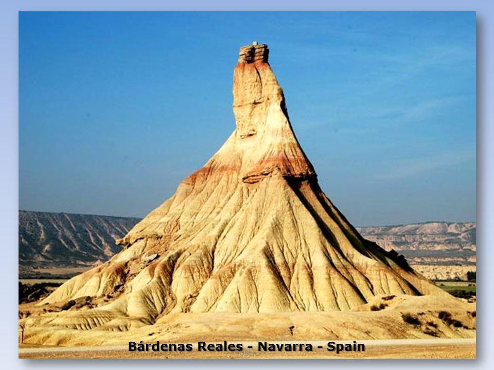 Bárdenas Reales - Navarra - Spain PUBLIC