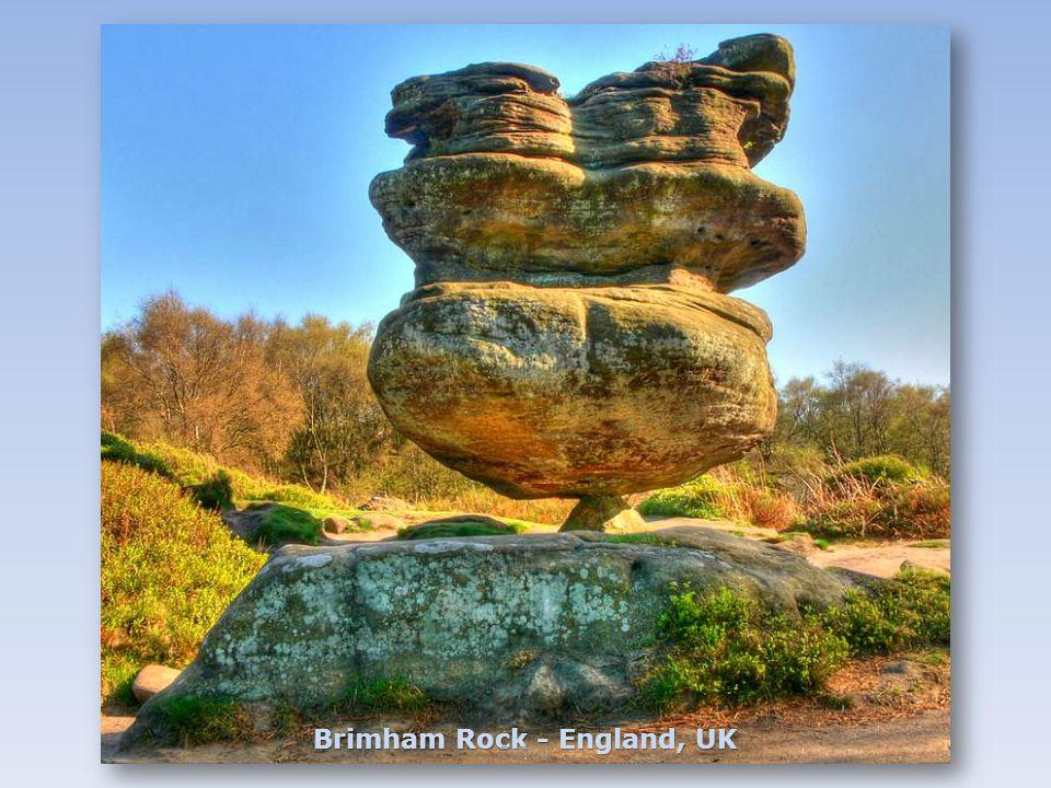 Brimham Rock - England, UK PUBLIC