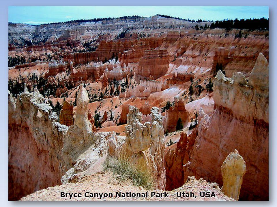 Bryce Canyon National Park - Utah, USA PUBLIC