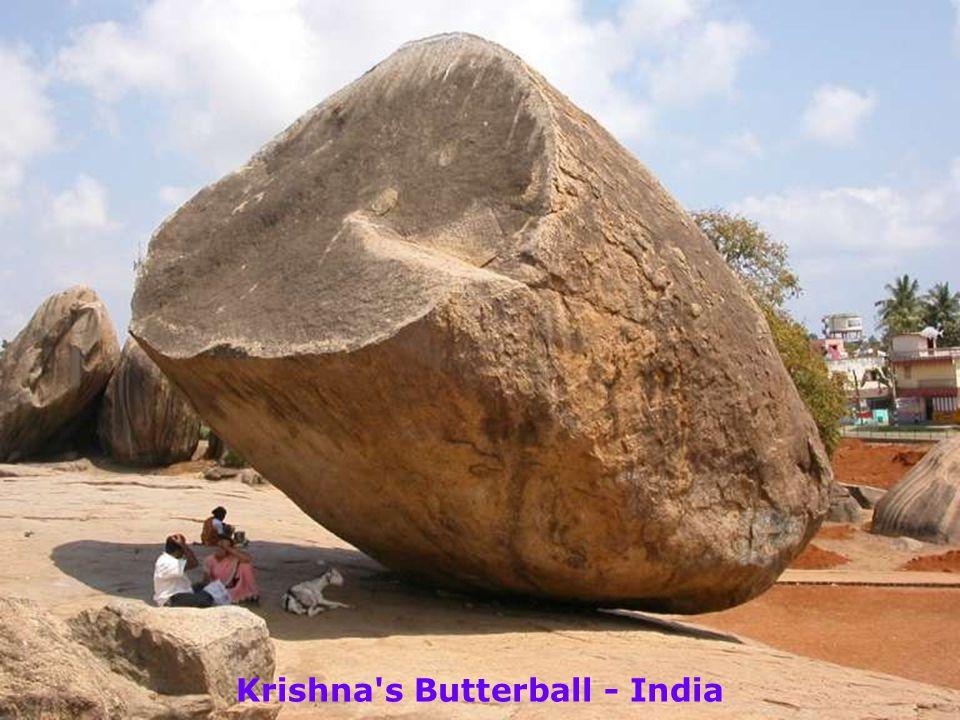 Krishna s Butterball - India