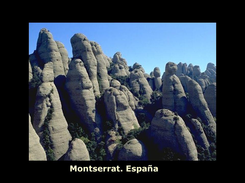 Montserrat. España