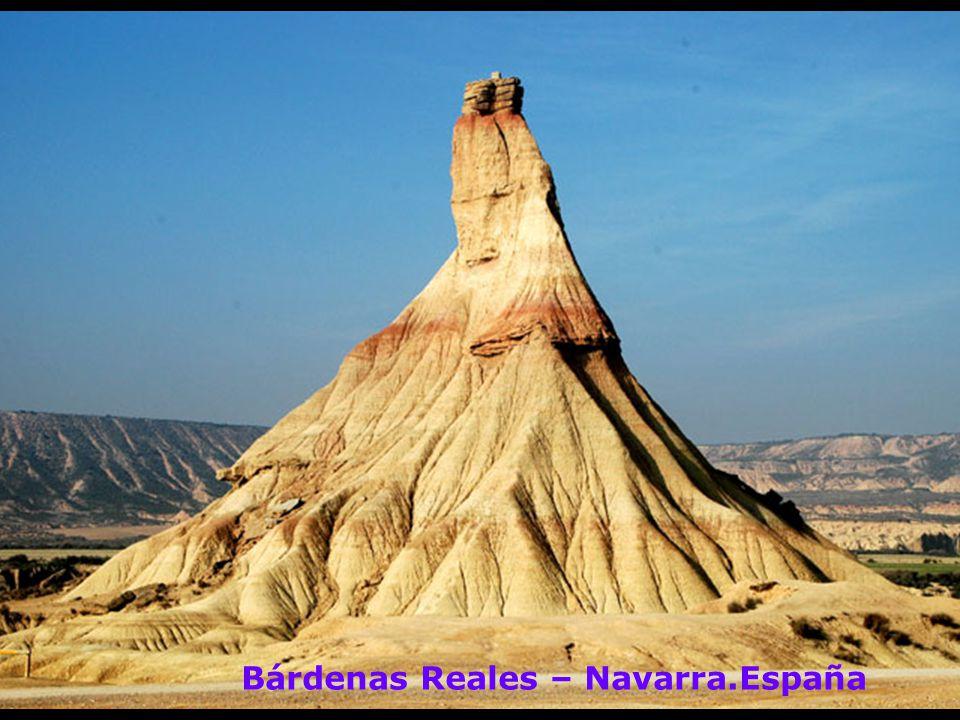 Bárdenas Reales – Navarra.España