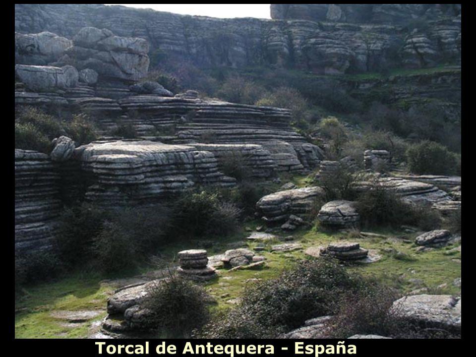 Torcal de Antequera - España