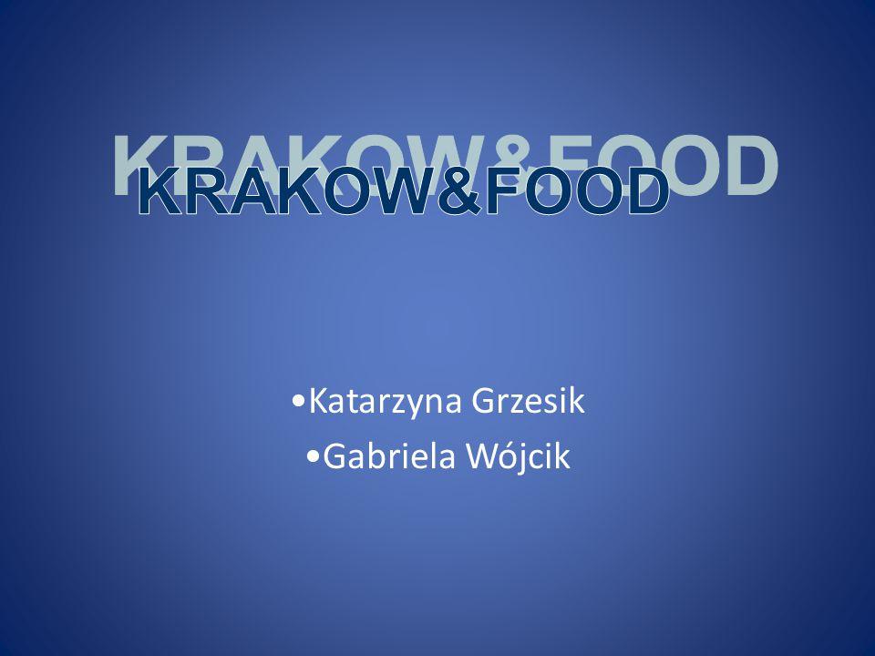 Katarzyna Grzesik Gabriela Wójcik