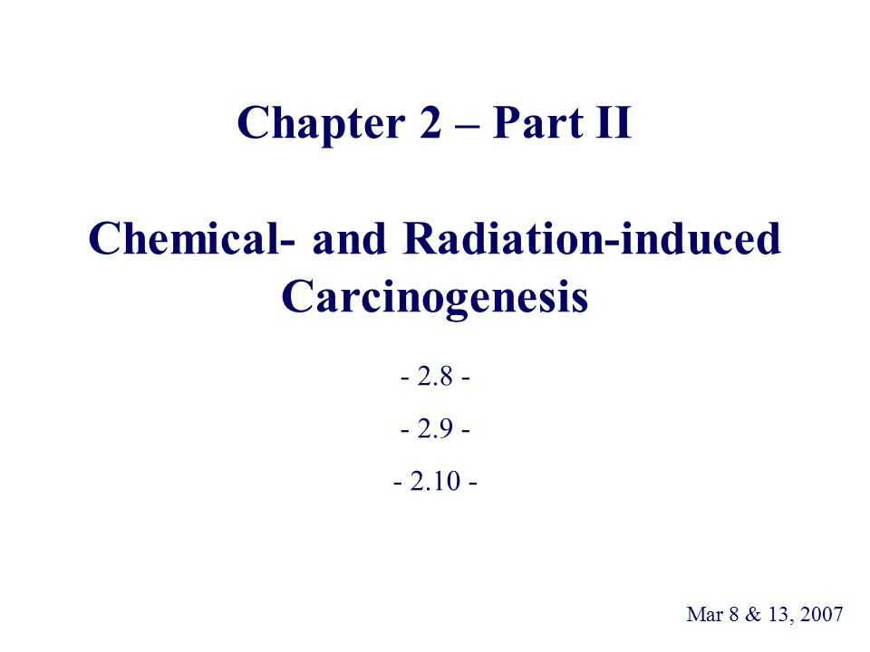 Figure 2.25 The Biology of Cancer (© Garland Science 2007) Chemicals that are potently mutagenic are also powerful carcinogens