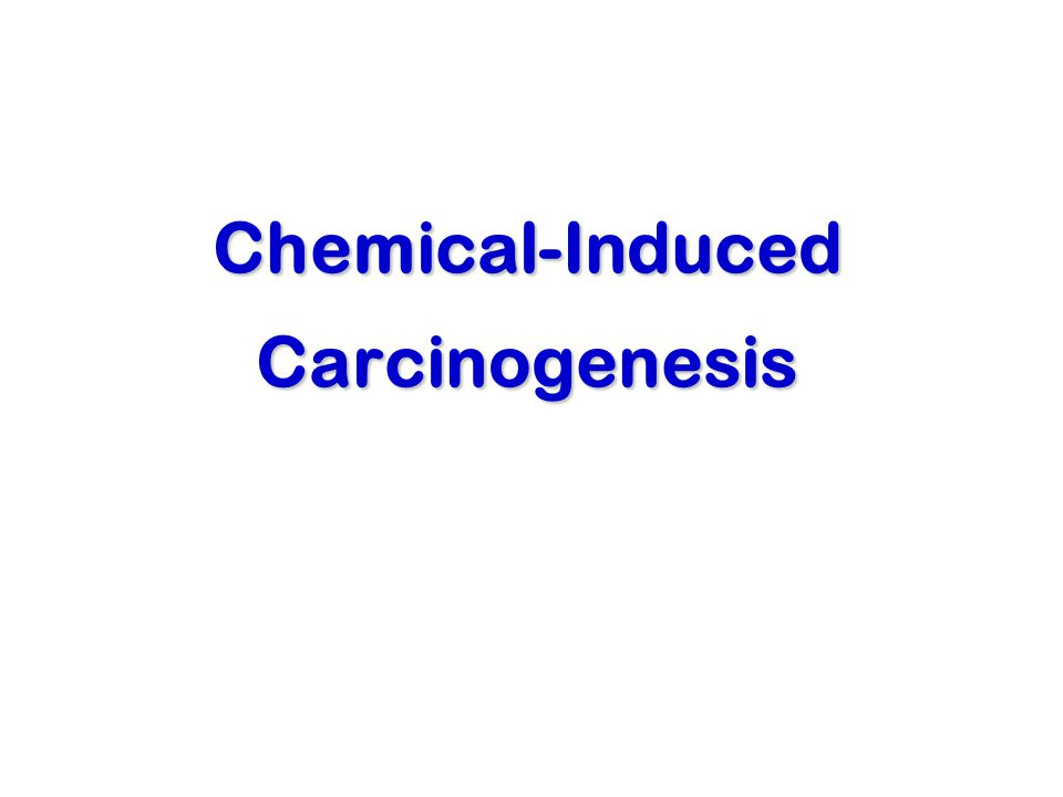 Mechanisms of Non-Genotoxic Carcinogenesis (what's in a black box ?)  Increased cell proliferation  Decreased apoptosis  Changes in gene expression  Induction of metabolizing enzymes  Activation of receptors (signaling)  Oxidative stress  ???
