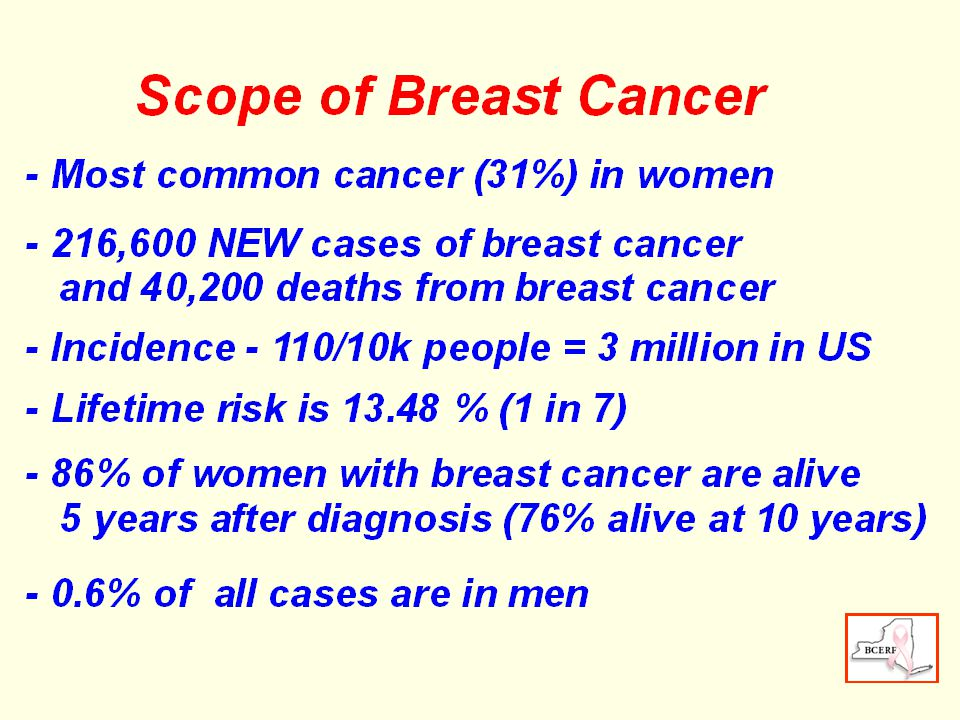 1) Biology of the development of breast cancer 2) Risk factors for breast cancer (in light of the biology) 3) Potential for modification of breast cancer risk Overview