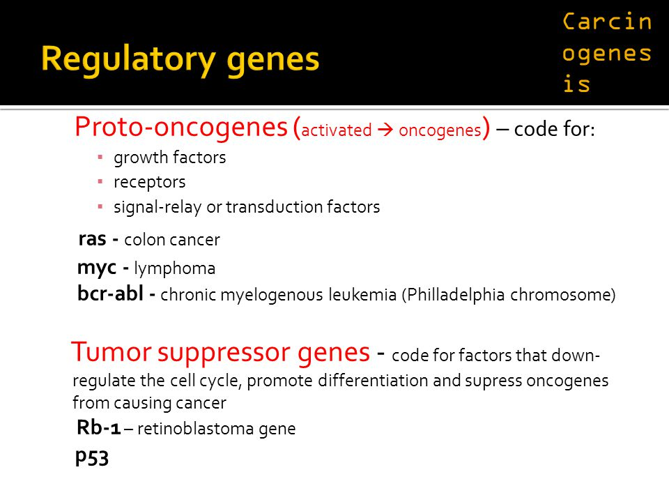 NEOPLASIA  proto-oncogene is activated or tumor suppressor gene is inactivated normal growth  oncogenesis Activation of proto-oncogene:  point mutation  translocation  gene amplification  Also - Failure of Immune Surveillance theory : immune system responds to neoantigens as to foreign antigens, but neoplastic cells escape recognition and destruction --> become clinical cancers Carcin ogenes is