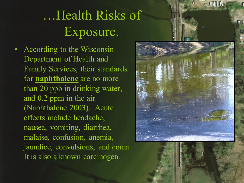 …Health Risks of Exposure.