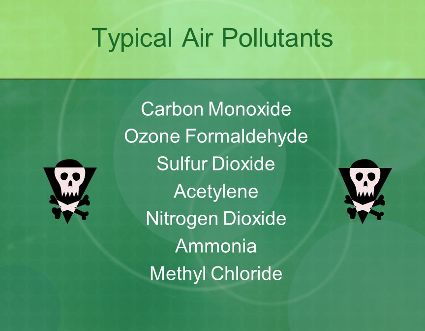 Largest Carcinogen Releases Source EPA, 1993 Dichloromethane64,454,387 lbs Styrene32,776,445 lbs Chloroform14,292,980 lbs Formaldehyde12,207,744 lbs Tetrachloroethylene11,570,197 lbs Benzene10,845,433 lbs Acetaldehyde 6,543,215 lbs Lead 4,056,624 lbs 1,3-Butadiene 3,282,261 lbs Nickel Compounds 3,099,677 lbs Subtotal163,128,963 lbs Total for ALL Carcinogens179,858,444 lbs