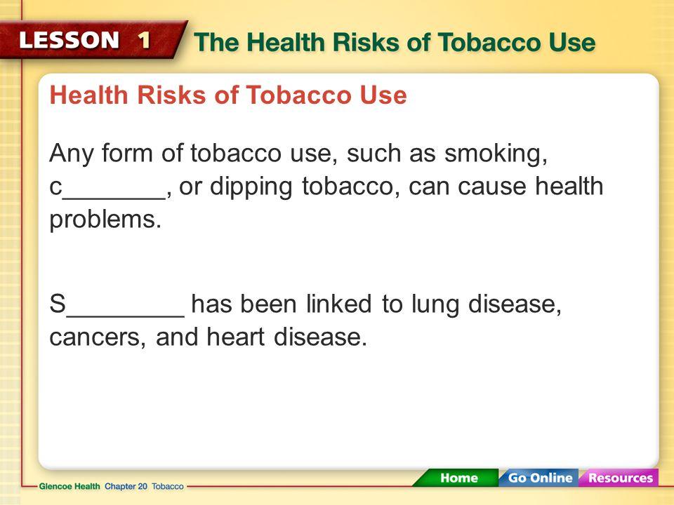 Tar Cigarette smoke contains Tar.